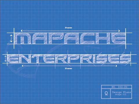 Mapache Enterprises Website Design