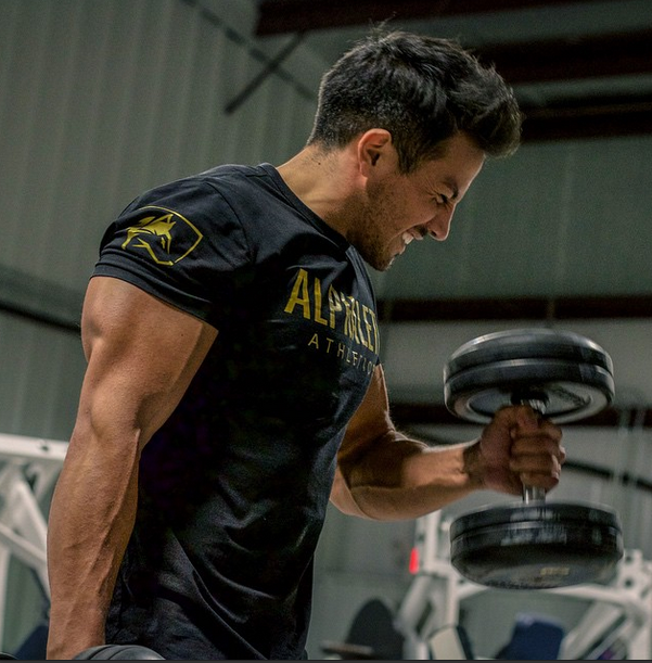 Christian Guzman Alphalete Article