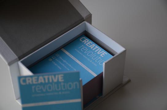 Creative Revolution Website Creation