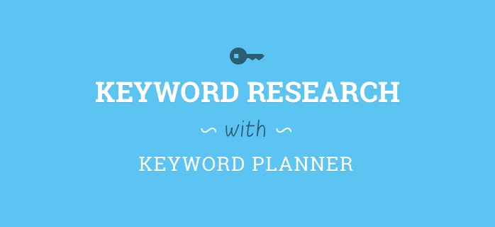 Keyword Planner Creative Revolution