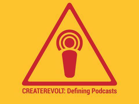 Creative Revolution Podcast Definition Blog