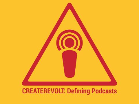 Creative Revolution Podcast Definition Blog