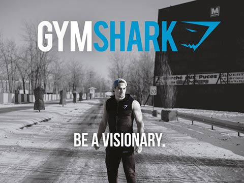 Social Media Strategy Brilliance by Gymshark