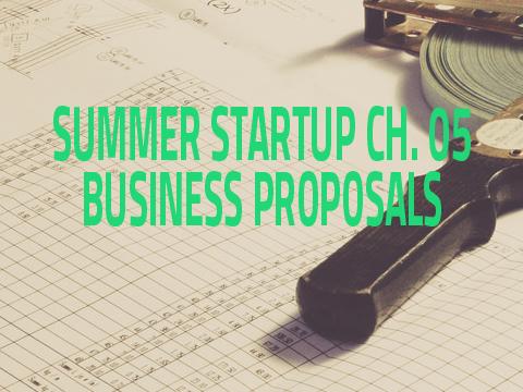Summer Startup Chapter 5 Image