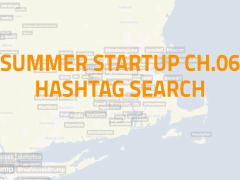 Hashtag Search