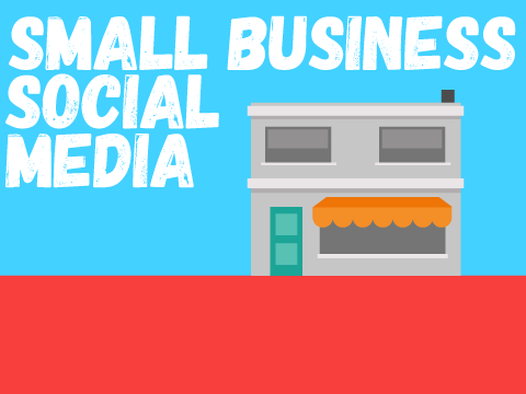 social media for small business blog